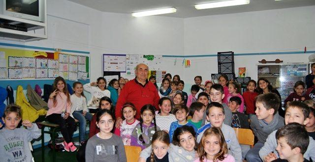 Ομιλίες στα σχολεία για το φυσικό περιβάλλον της Ρόδου